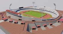 Load image into Gallery viewer, Estadio Olímpico Universitario - Ciudad de México - México 3D model