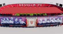 Load image into Gallery viewer, Ramón Sánchez Pizjuán Stadium - Sevilla FC 3D model