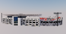 Load image into Gallery viewer, Hanazono Rugby Stadium - Japan 3D model