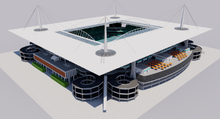 Load image into Gallery viewer, Hard Rock Stadium - Miami USA 3D model