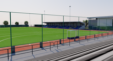 Load image into Gallery viewer, Ireland National Hockey Stadium - Dublin 3D model