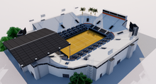 Load image into Gallery viewer, Jockey Club Brasileiro Tennis Stadium - Brazil 3D model