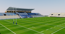 Load image into Gallery viewer, Kamaishi Recovery Memorial Stadium - Japan 3D model