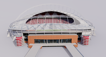 Load image into Gallery viewer, Khalifa International Stadium - Qatar 3D model
