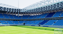 Load image into Gallery viewer, Krestovsky Stadium - Saint Petersburg, Russia 3D model