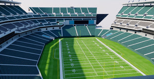Lincoln Financial Field - Philadelphia 3D model