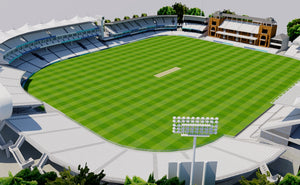 Lords Cricket Ground - London 3D model