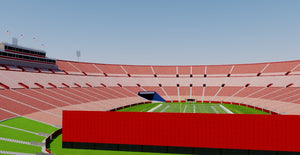 Los Angeles Memorial Coliseum 3D model