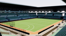 Load image into Gallery viewer, Malaysia National Hockey Park - Malaysia 3D model