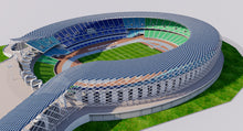 Load image into Gallery viewer, National Stadium Kaohsiung - Taiwan 3D model