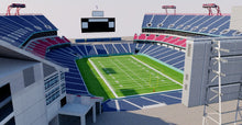 Load image into Gallery viewer, Nissan Stadium - Nashville 3D model
