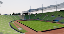 Load image into Gallery viewer, Olympiastadion Munich - Germany 3D model