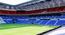 Load image into Gallery viewer, Parc Olympique Lyonnais - Lyon 3D model