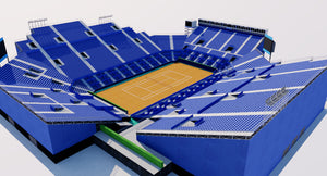Real Club de Tenis Barcelona 3D model
