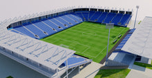 Load image into Gallery viewer, Saputo Stadium - Montreal Canada 3D model