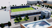 Load image into Gallery viewer, Skonto Stadium - Riga, Latvia 3D model