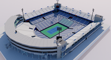 Load image into Gallery viewer, Stade IGA - Stade Uniprix - Montreal, Canada 3D model