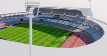Load image into Gallery viewer, Stade Sebastien Charlety - Paris 3D model