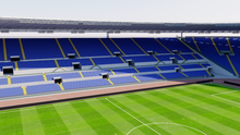 Load image into Gallery viewer, Stadio Olimpico - Roma Italy 3D model