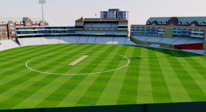 The Oval - London 3D model