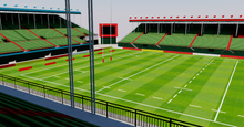 Load image into Gallery viewer, The Sevens Stadium - Dubai UAE 3D model