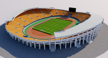 Load image into Gallery viewer, Tianhe Stadium - Guangzhou, China 3D model