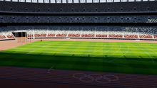 Load image into Gallery viewer, New National Stadium Tokyo - 2020 Olympics 3D model
