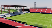 Load image into Gallery viewer, Toyota Stadium - FC Dallas, Texas 3D model