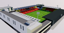Load image into Gallery viewer, Vicarage Road Stadium - Watford 3D model
