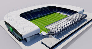 Windsor Park - Belfast 3D model