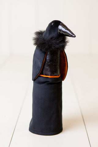 Crow Bottle Cover
