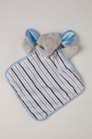 Elephant Buddy Blanket