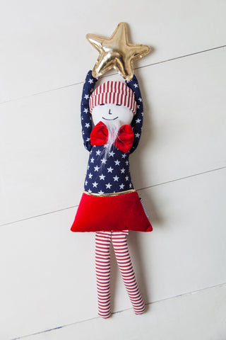 4th of July - Uncle Sam Door Hanger