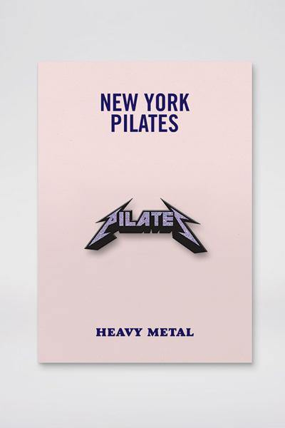 Heavy Metal Pin