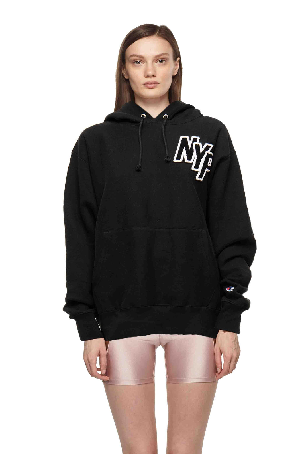 NYP Patch Sweatshirt