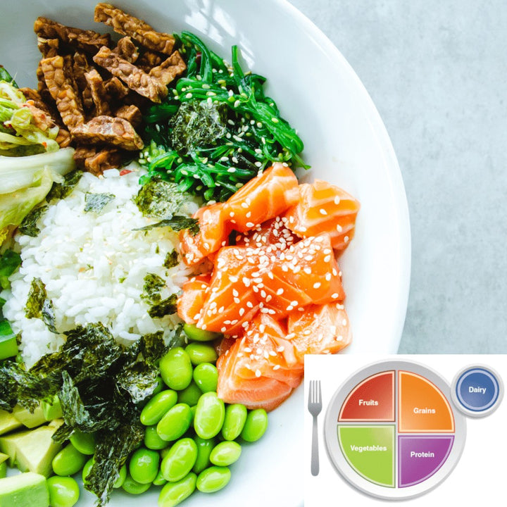 How to prepare a balanced meal Slim Cup