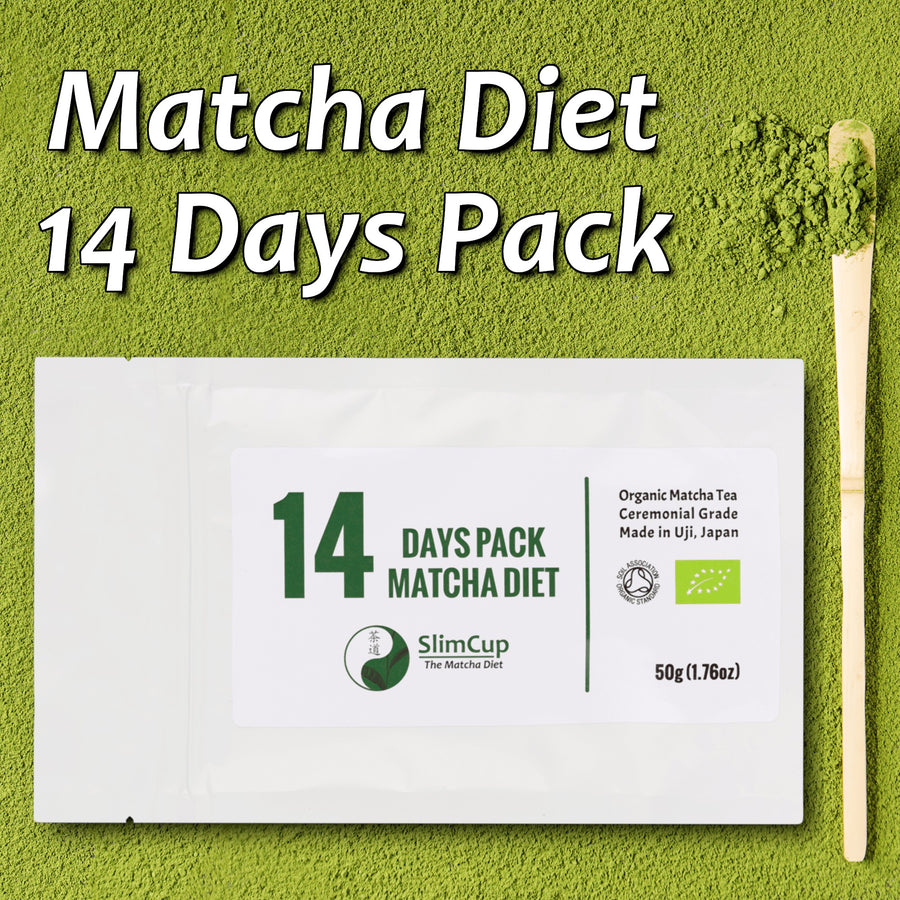 Matcha Diet - 14 Days Pack Slim Cup