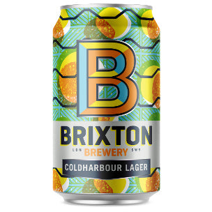 Travellers to London once found shelter on Brixton's Coldharbour Lane. These days it's a hectic, anything goes kind of street, inspiring this pilsner style beer, with it's Bohemian origins. Coldharbour is precisely crafted and full of flavour. It's the perfect refuge from thirst.