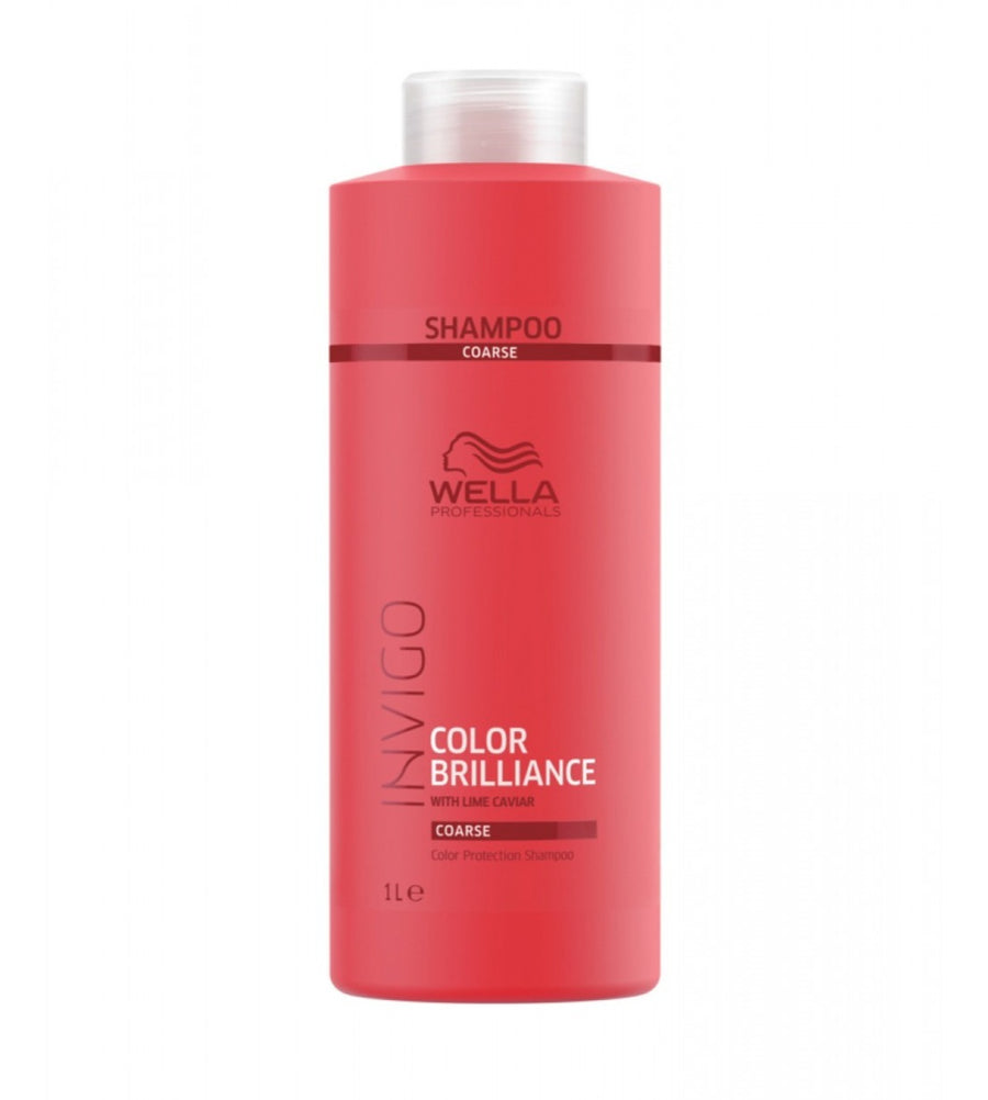 Invigo Brilliance Shampoo for Coarse Hair