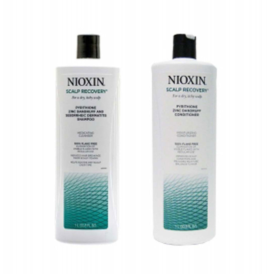 Scalp Recovery Medicating Cleanser & Conditioner Duo  33.8 oz
