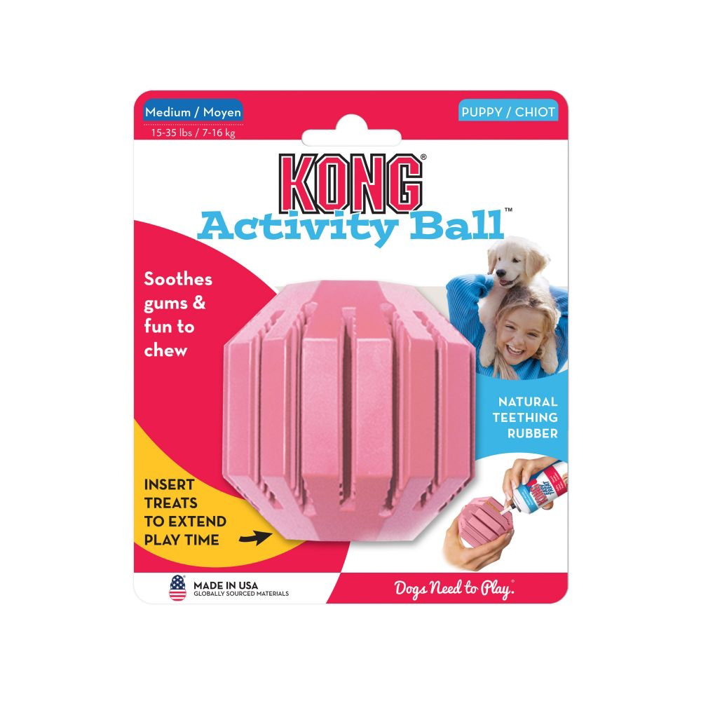 KONG - Puppy Activity Ball