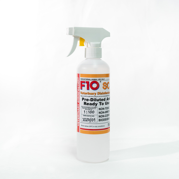 F10 - Veterinary Disinfectant