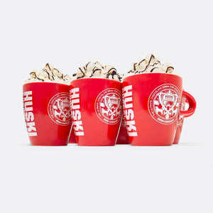 Huski Chocolate Mug 6 pack