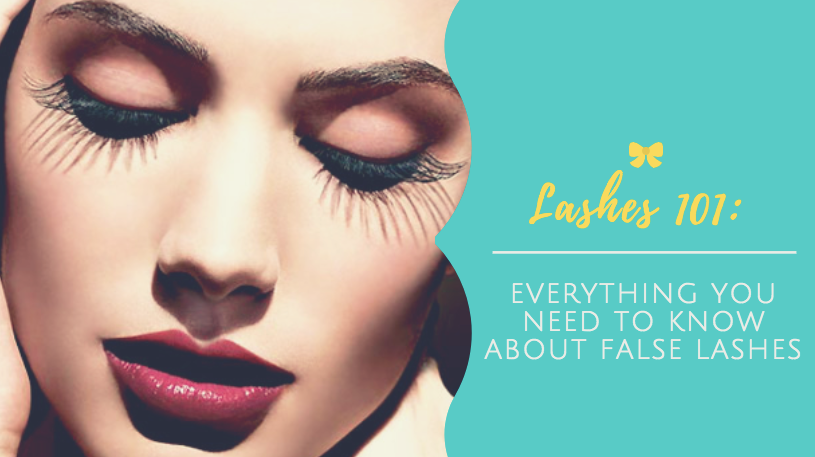 Everything You Need To Know About Lashes This Holiday Season