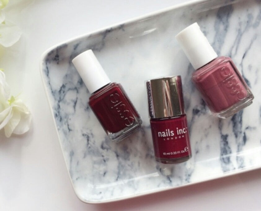 Top Nail Colors For The Fall