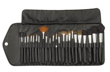 10 make up brushes you must have  my make up brush set