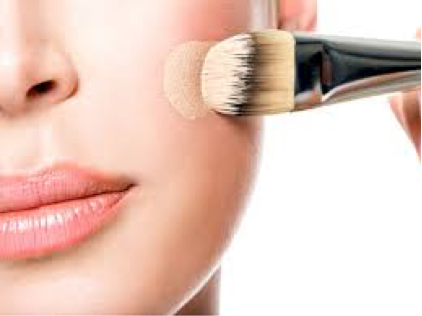 Tips on how to apply bronzer my make up brush set us the reason why we apply our foundation and concealer prior to applying bronzer is because we need create a smooth blank canvas for our contouring ccuart Images