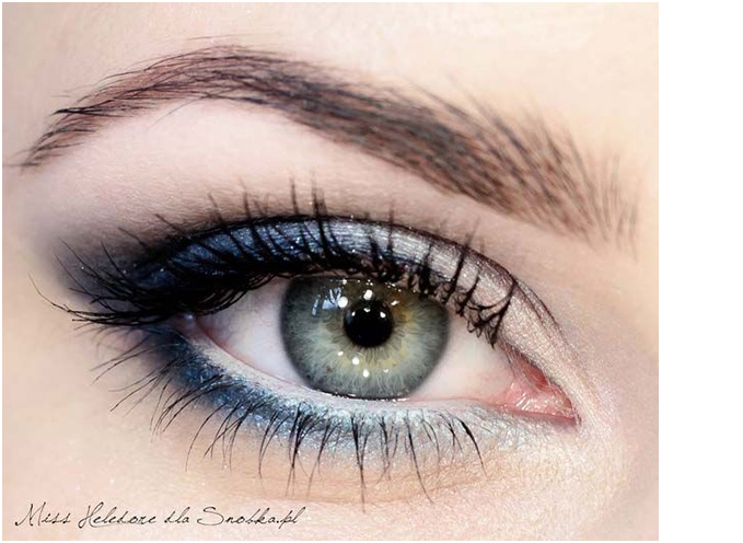 Top 10 Makeup looks for Blue Eyes. – My Make-Up Brush Set - US