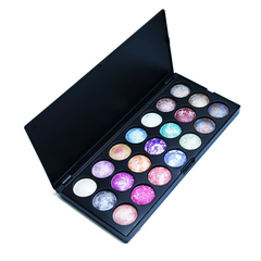 21 Colorful Eye Shadow ,  - My Make-Up Brush Set, My Make-Up Brush Set  - 1