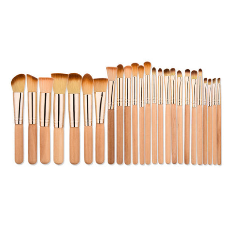 Wooden Piece Master Brush Set